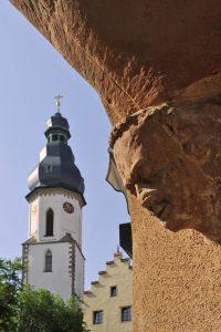 Läutturm der Speyerer Dreifaltigkeitskirche