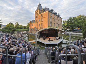 Konzert am Schlosshotel Edesheim