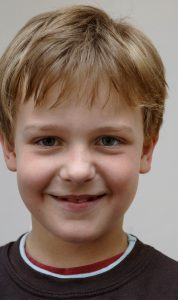 Portrait es Jungen Yannick