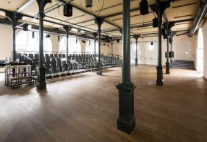 Der frisch sanierte Alte Stadtsaal Speyer